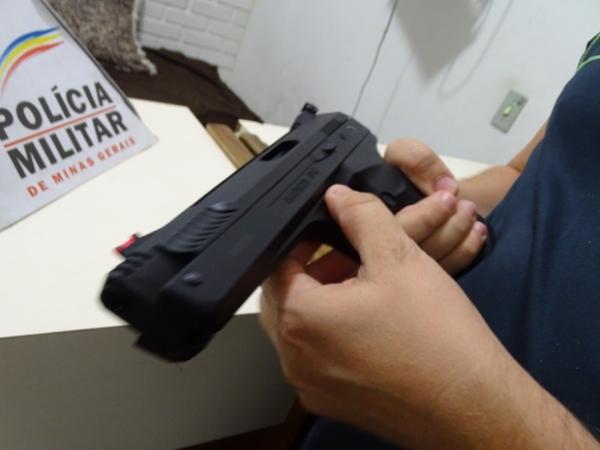 simulacro de pistola (Air Soft