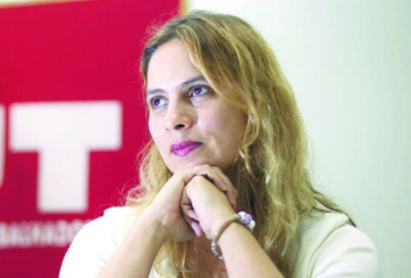 Presidente do Sindute, Beatriz Cerqueira