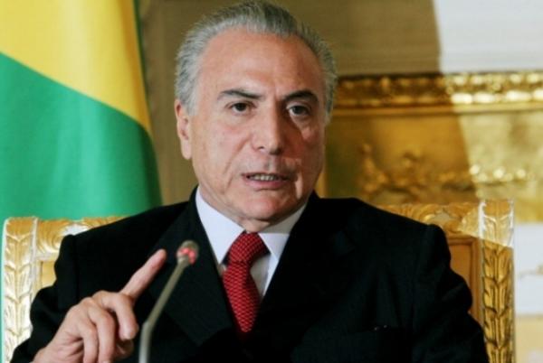 Presidente interino quer desfazer o mal estar gerado pelos comentários do ministro da Fazenda, Henrique Meirelles