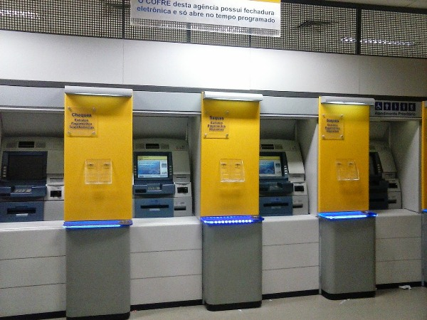 O trabalhador pode sacar o Pasep em uma agência do Banco do Brasil