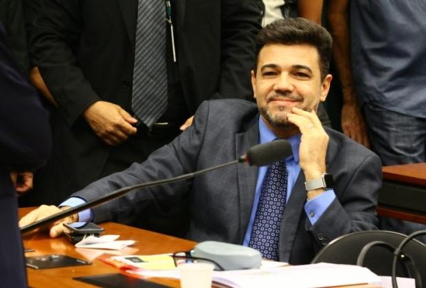 Patrícia Lélis registrou boletim de ocorrência contra o deputado Marco Feliciano (PSC-SP